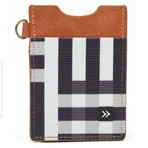 Accessories - Slim Minimalist Wallet-Vertical Card Holder